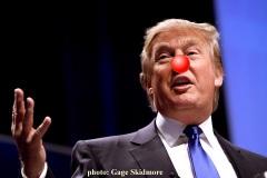Gage Skimore clown